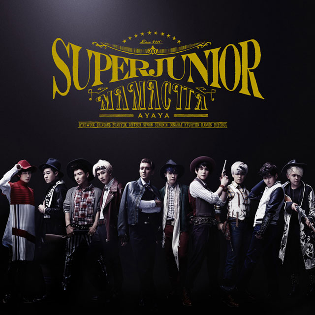 Image result for super junior mamacita ayaya cover
